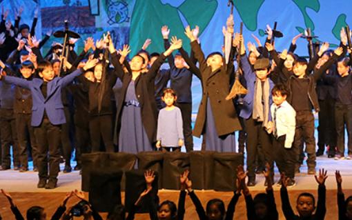 北京世青国际学校小学冬季音乐节日