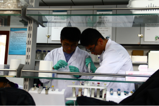 第八届科技班南京科学探索之旅