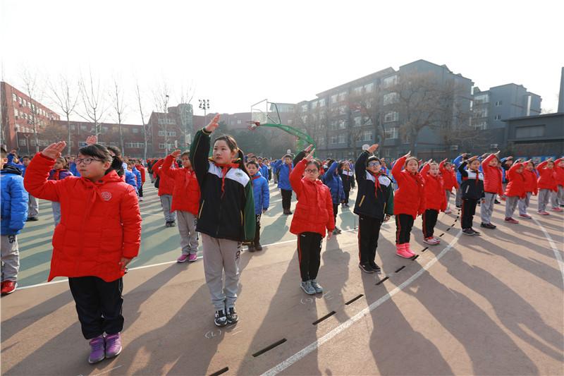 北京二十一世纪国际学校开学第一课:让文明礼仪之花开遍校园!
