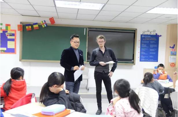 英文课堂 | 让孩子们成为课堂真正的主人