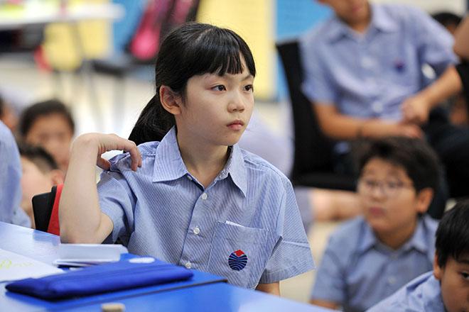 北京耀中国际学校六至八年级 (10 – 13 岁)课程介绍