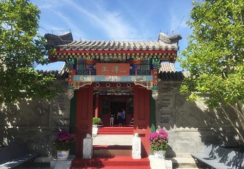 2018正泽学校招生简章 北京的这所神秘学校还不来看看?