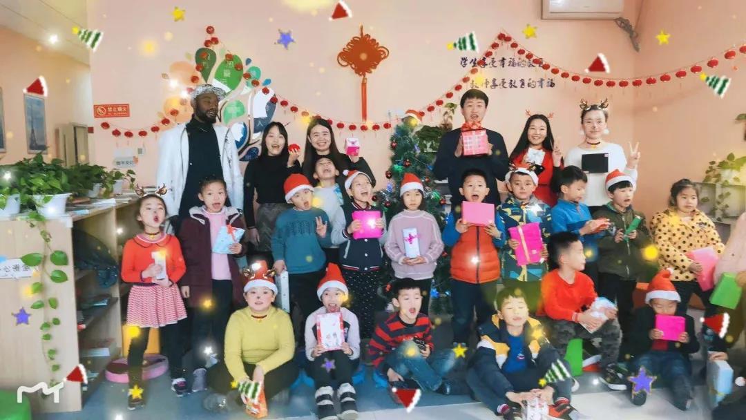 格瑞思国际学校海淀校区小学部圣诞节活动