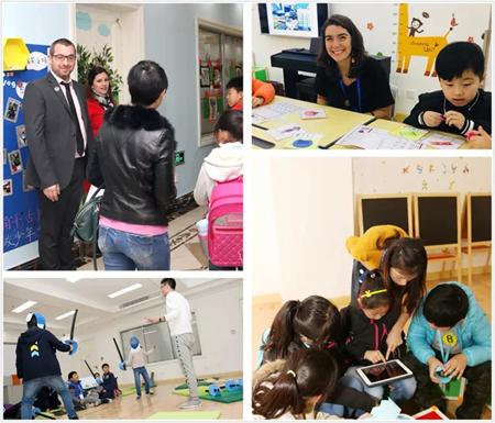 2018上海国际学校墙裂推荐:上海师范大学附属第二外国语学校