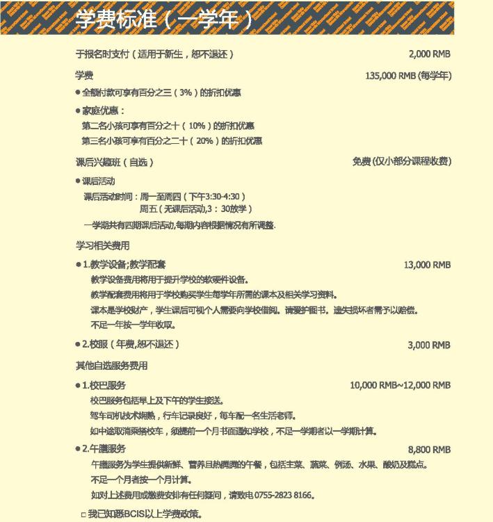 深圳开办幼儿园阶段的国际学校有哪些?深圳幼儿园排名前十学校