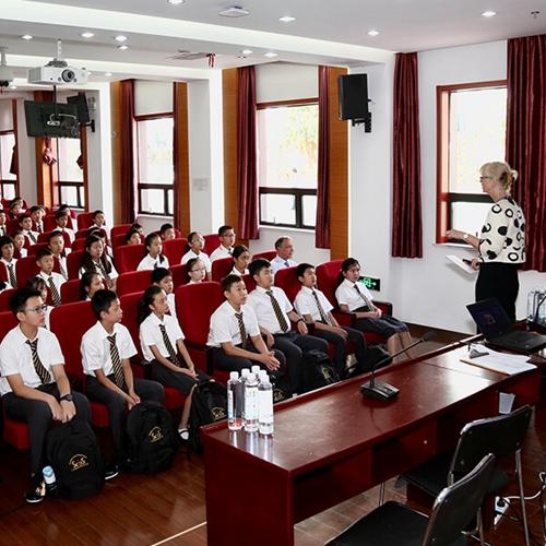 上海康德双语实验学校学费
