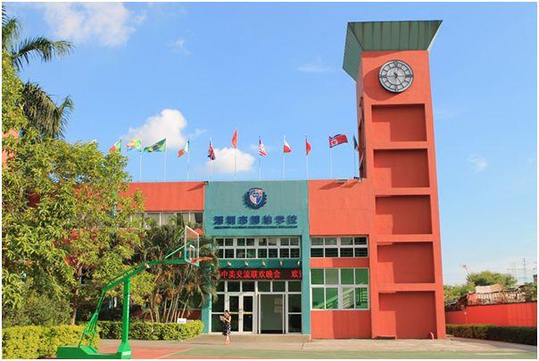 佛山国际学校排名榜