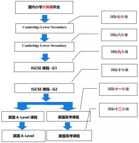 中宏国际书院招生简章