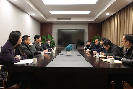 学校领导专程赴苏沪考察智慧教育