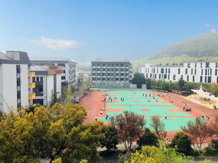 杭州仁和外国语学校环境
