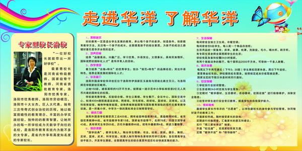 洛阳外国语华洋校区录取条件和招生计划