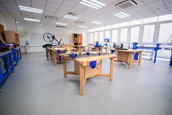 上海惠灵顿国际学校校内环境