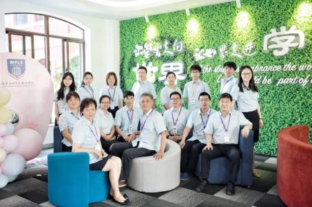 上海金山世界外国语学校2021年小初高学费是多少?