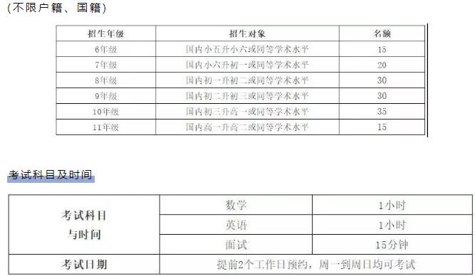 深圳博纳学校2019-2020招生简章发布!不限国籍、户籍!