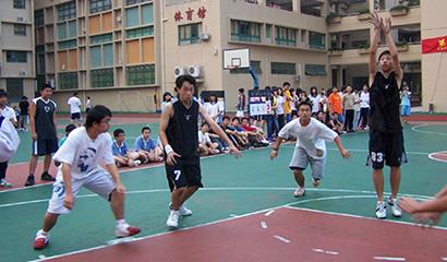 深圳国际交流学院课程设置