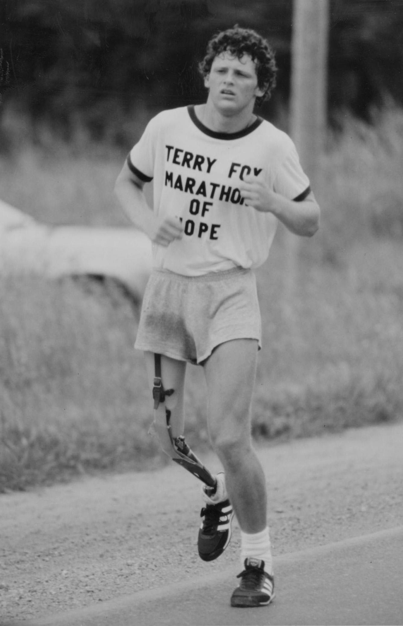 """9.30""""Terry Fox Run""""爱心马拉松,RDF在行动"""