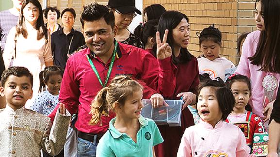 深圳外国语学校国际部招生入学申请