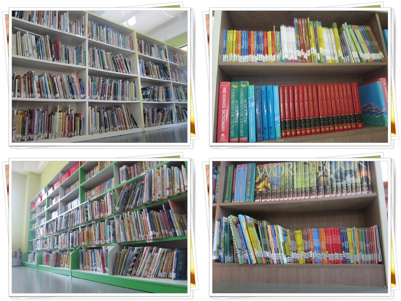 没有一个好的图书馆你无法学习