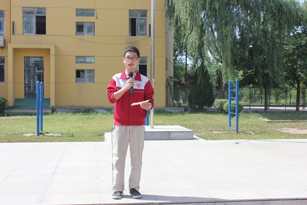 """西安博爱国际学校""""六.五""""世界环境宣传教育活动""""每天都是环境日"""""""