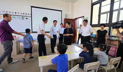 上海星河湾双语学校师资力量介绍
