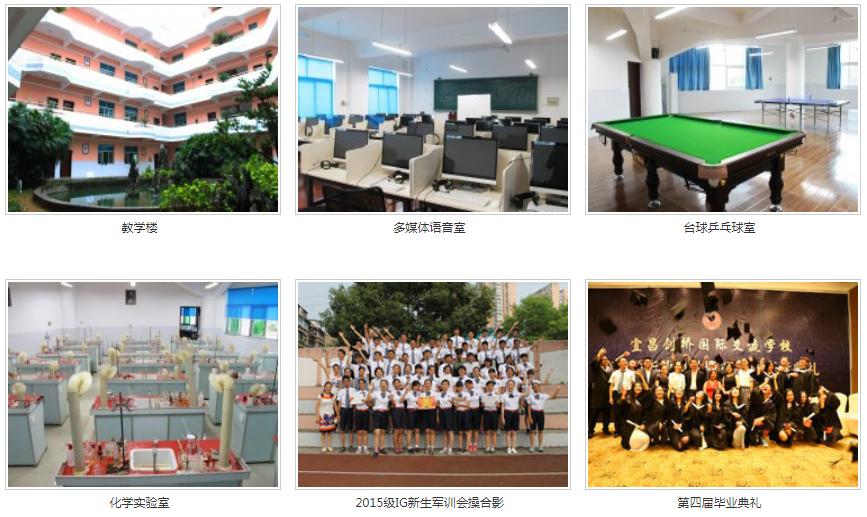 宜昌剑桥国际交流学校学校环境