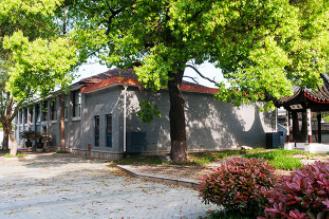苏州三中中美融合课程中心